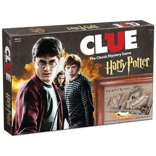 Harry Potter Clue Collector's Edition Board Game