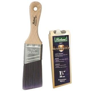 """Hyde 80821 Richard Angular Paint Brush, 1-1/2"""""""