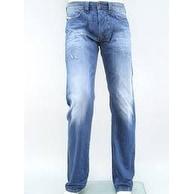 Diesel Men's Larkee Regular Straight-Leg Denim Jean 0663E