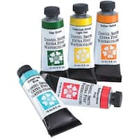 Daniel Smith - Extra-Fine Watercolor - 15ml Tube - Interference Green