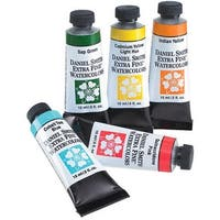 Daniel Smith - Extra-Fine Watercolor - 15ml Tube - Raw Sienna