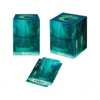 Magic The Gathering 100 Plus Guilds of Ravnica Deck Box - Simic