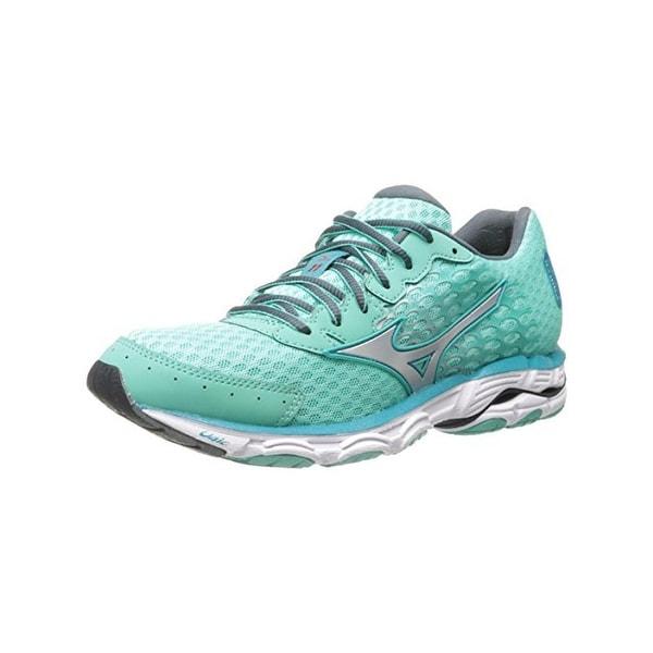 Mizuno Womens Wave Inspire 11 Running, Cross Training Shoes Trainer SmoothRide - 6 medium (b,m)