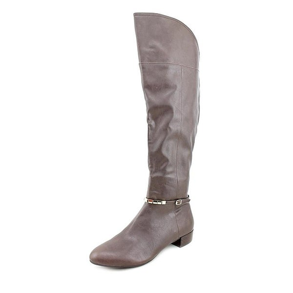 M.F. Knowls3 Over-the-Knee Boots - Dark Brown - 7