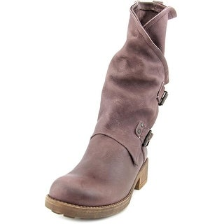 Coolway Alida Women  Round Toe Leather  Mid Calf Boot