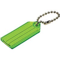 Lucky Line 100Pk Id Key Tag 10100 Unit: BOX