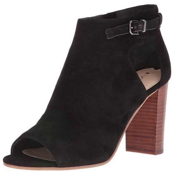 Via Spiga Women's Giuliana Block City Heeled Sandal - 8.5