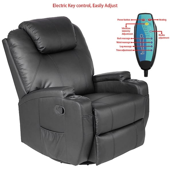 Costway Electric Mage Recliner