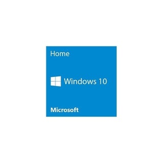 Microsoft Windows 10 Home License (KW9-00186)