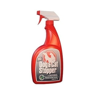 Messina Wildlife WW-U-016 Dog & Cat Stopper Repellent, 32 Oz