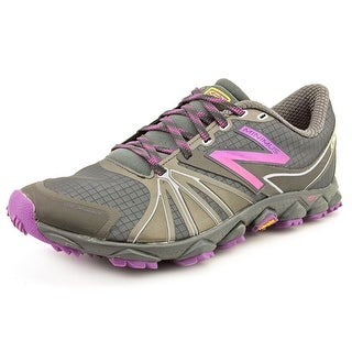 New Balance WT1010 Women Round Toe Synthetic Gray Running Shoe