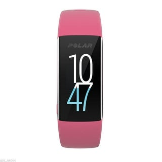 Polar A360 Pink - Medium Fitness Tracker With Wrist-Based Heart Rate