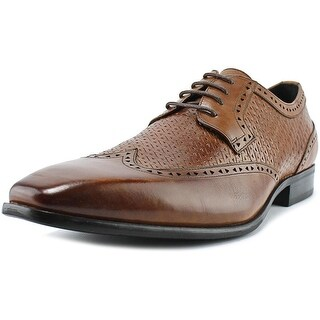 Stacy Adams Melville Men Square Toe Leather Oxford
