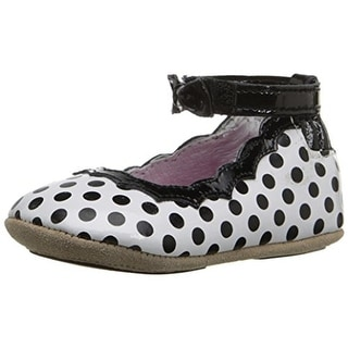 Robeez Charlotte Flats Infant Girls Polka Dot