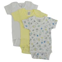 Bambini Girls' Printed Short Sleeve Variety Pack - Size - Medium - Girl