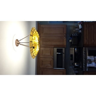 Alabaster Stone 5-light Ceiling Lamp