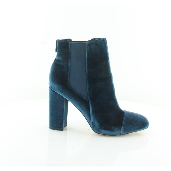 163db5ab9 Shop Sam Edelman Case Women s Boots Sapphire - Free Shipping Today ...