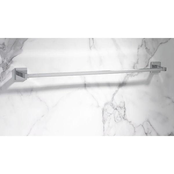 "Richelieu NB10324  Palisades 25/"" Towel Bar Chrome"