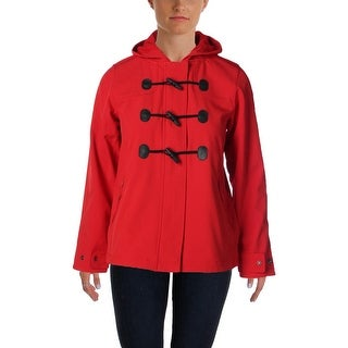Woolrich Womens Softshell Hooded Jacket - XS