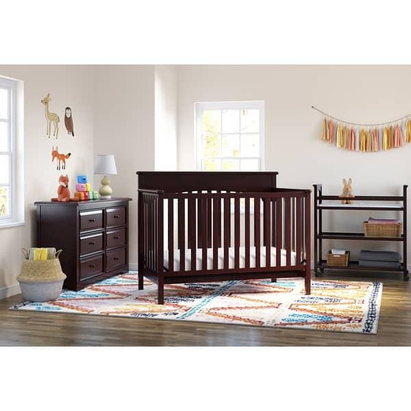 Graco Lauren 4 In 1 Convertible Crib