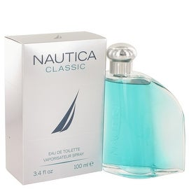 Nautica Classic by Nautica Eau De Toilette Spray 3.4 oz - Men