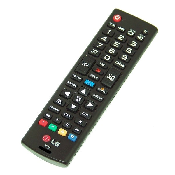 OEM LG Remote Control Originally Shipped With: 60PB6900, 60PB6900-UA, 60PB6900UA