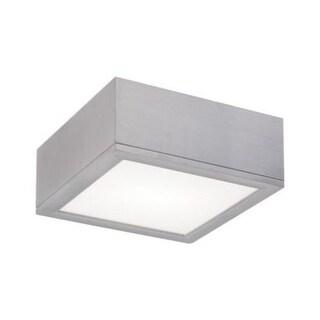 WAC Lighting FM-W2510 Rubix 1 Light LED Outdoor Flush Mount Ceiling Fixture