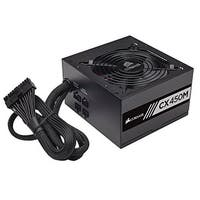 Corsair CX450M 450W ATX12V / EPS12V 80 PLUS BRONZE Certified Modular Active PFC Power Supply
