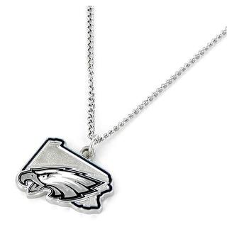 Philadelphia Eagles Necklace State Design