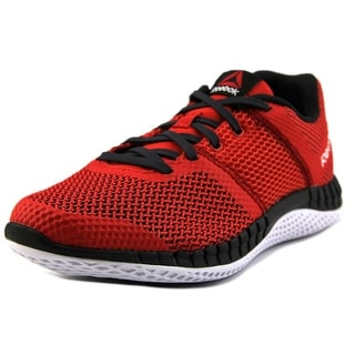 Reebok Zprint Run Round Toe Synthetic Running Shoe