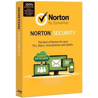 Norton Security (For 5 Devices) for Windows-Mac