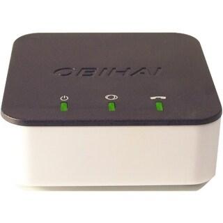 """Obihai Technology OBI300 Obihai OBi300 VoIP Telephone Adapter with 1-Phone Port & USB - 1 x RJ-45 - 1 x FXS - USB - Gigabit"