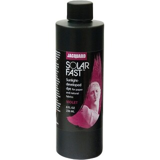 Jacquard Solarfast Dyes 8Oz-Violet