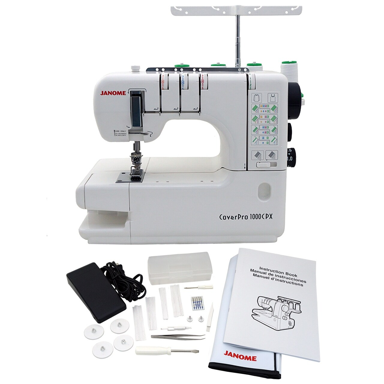Janome Sewing & Quilting | Find Great Sewing & Needlework
