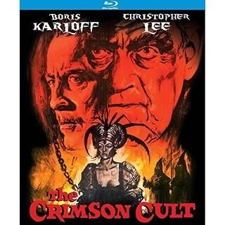 Crimson Cult [BLU-RAY]