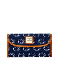 Dooney & Bourke NCAA Penn State Continental Clutch Wallet (Introduced by Dooney & Bourke at $128 in Jan 2015)