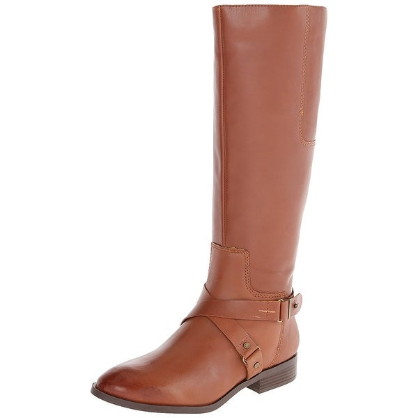 Nine West Women's Blogger Harness Riding Boots