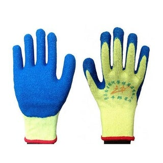 Work Universal Protection Glue Gloves - Cyan