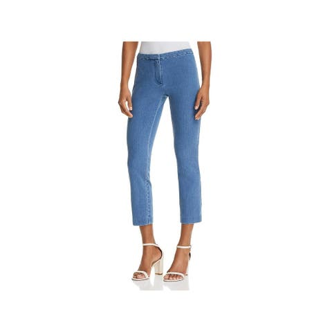 Theory Womens Jeans Classic Denim - Indigo - 10
