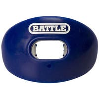 Battle Sports Science Oxygen Lip Protector Mouthguard - Navy