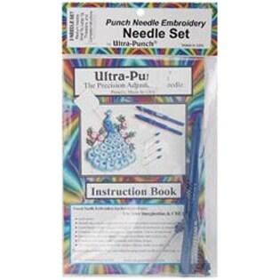 Small; Medium & Large - Ultra Punch Needle Set
