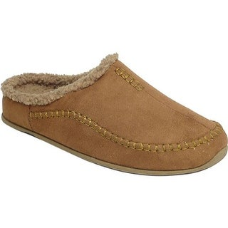 Slipperooz Men's Nordic Chestnut