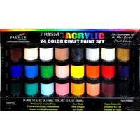 Palmer Prism Acrylic Paint Set 1/2oz 24 Jar