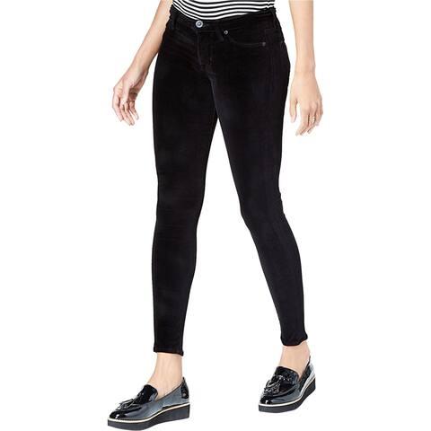 Hudson Womens Velvet Skinny Fit Jeans