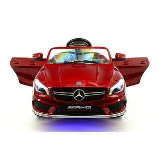 Link to Mercedes CLA45 12V Kids Ride-On Car with R/C Parental Remote  Similar Items in Bicycles, Ride-On Toys & Scooters