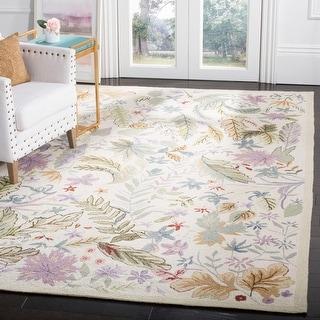 Safavieh Hand-hooked Chelsea Jessenia Country Oriental Wool Rug