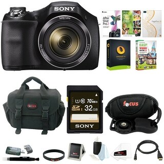 Link to Sony Cyber-shot H300 Digital Camera Kit Bundled with Imaging Software Similar Items in Digital Cameras