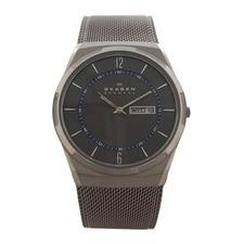 Skagen Skw6078 Titanium Mesh Bracelet Watch Watch For Men