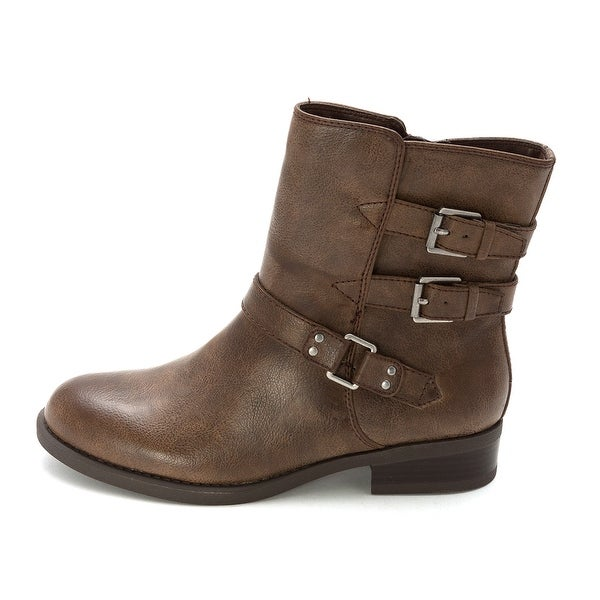 American Living Womens Jaqueline Closed Toe Ankle Fashion Boots
