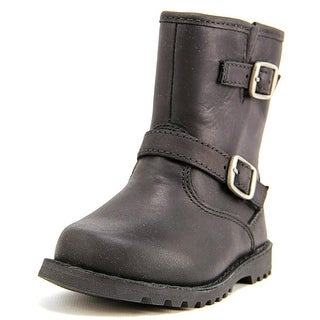 Ugg Australia Harwell Round Toe Leather Winter Boot